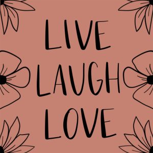 Live Loved Wallpaper Pack | Lettering for Jesus